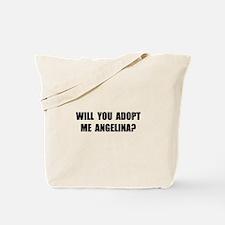 Adopt Me Angelina Tote Bag
