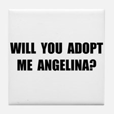 Adopt Me Angelina Tile Coaster