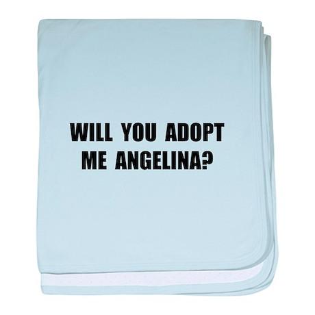 Adopt Me Angelina baby blanket