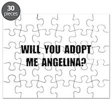 Adopt Me Angelina Puzzle