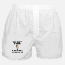 Anxiety Boxer Shorts