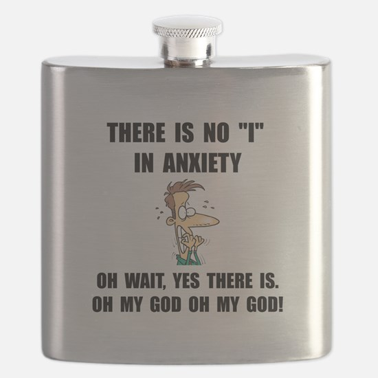 Anxiety Flask
