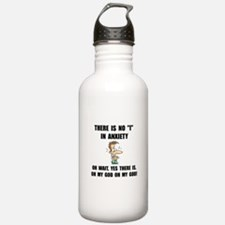 Anxiety Water Bottle