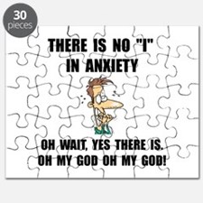 Anxiety Puzzle