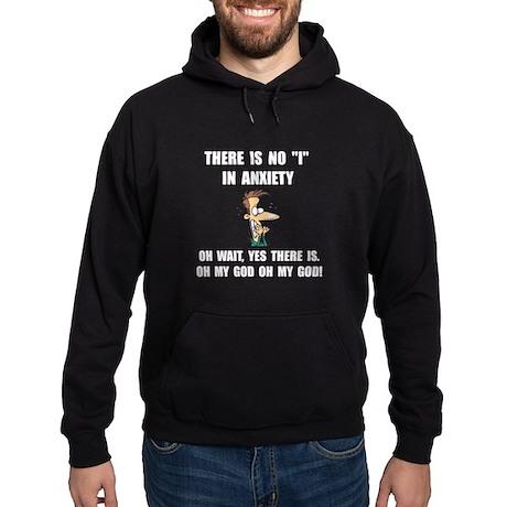 Anxiety Hoodie (dark)