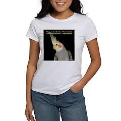 Cockatiel 4 Steve Duncan Women's T-Shirt