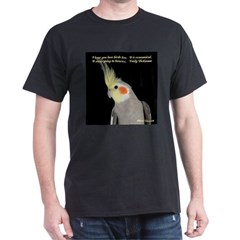Cockatiel 4 Steve Duncan T-Shirt