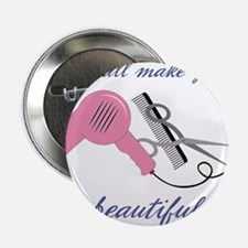 "Beautiful 2.25"" Button"