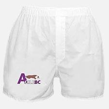 Classic AgileBC Logo Boxer Shorts