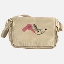 Stylist In Training Messenger Bag
