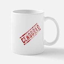 Censored Stamp Mug