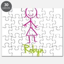 Robyn-cute-stick-girl.png Puzzle