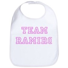 Pink team Ramiro Bib