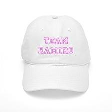 Pink team Ramiro Baseball Cap