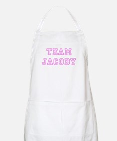 Pink team Jacoby BBQ Apron