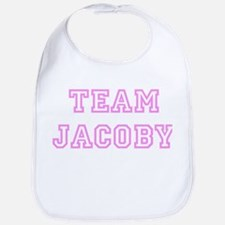 Pink team Jacoby Bib