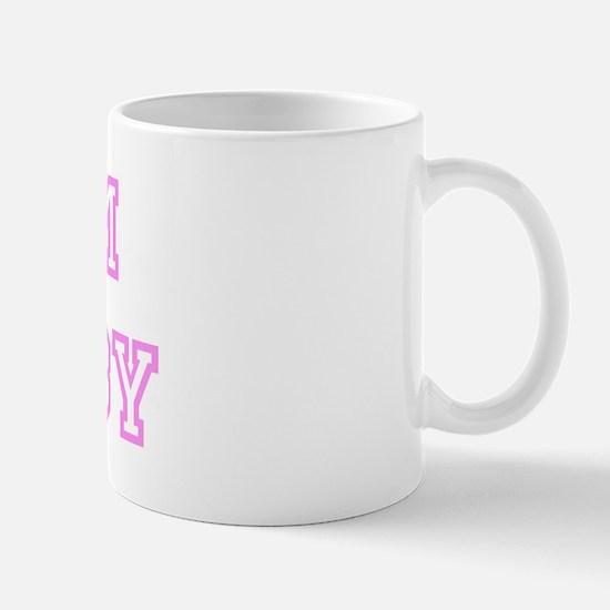 Pink team Jacoby Mug