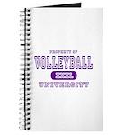 Volleyball University Journal