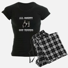 Cow Tipping Pajamas