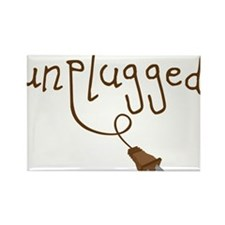 Unplugged Rectangle Magnet