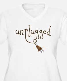 Unplugged T-Shirt
