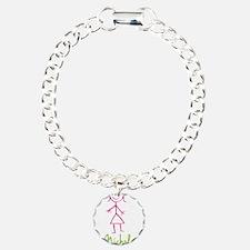 Nichole-cute-stick-girl.png Bracelet