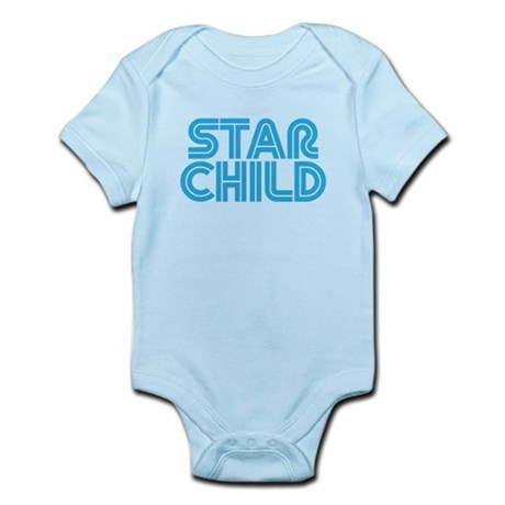 This baby is a Star Child Infant Bodysuit