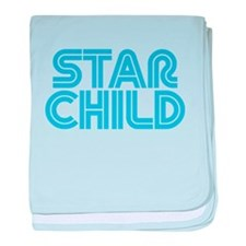 This baby is a Star Child baby blanket