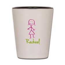 Rachael-cute-stick-girl.png Shot Glass