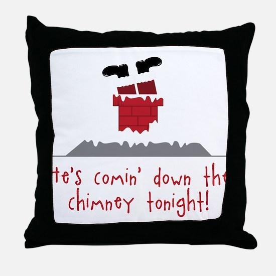 Tonight Throw Pillow
