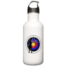 Archery & target 02 Water Bottle
