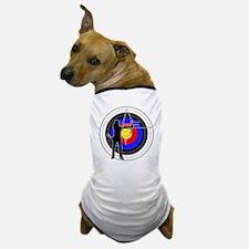 Archery & target 01 Dog T-Shirt
