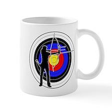 Archery & target 01 Mug
