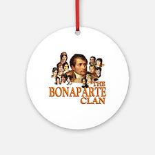 Bonaparte Clan Ornament (Round)