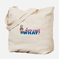 Girls Water Polo Tote Bag