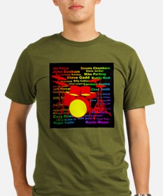 drum and drummer T-Shirt