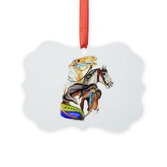 Carousel Horses Ornament
