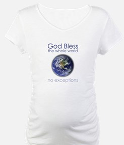 God Bless the Whole World Shirt