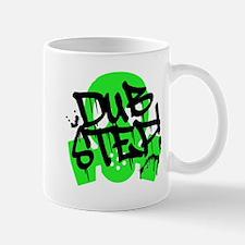 Dubstep Green Gas Mask Mug