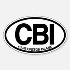Cape Breton Island Decal