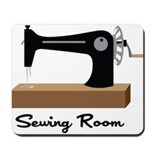 Sewing Room Mousepad