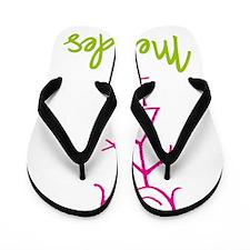 Mercedes-cute-stick-girl.png Flip Flops
