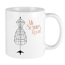 My Sewing Room Mug