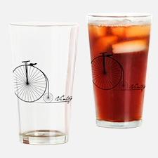 Vintage Drinking Glass
