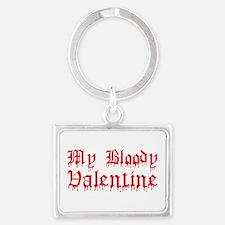 My Bloody Valentine Landscape Keychain