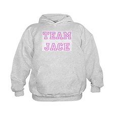 Pink team Jace Hoodie