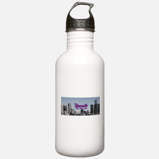 Welcome to Detroit Water Bottle