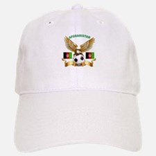 Afghanistan Football Design Baseball Baseball Cap