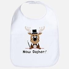 Now Dasher Bib