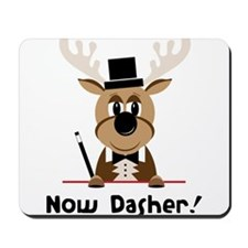 Now Dasher Mousepad